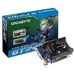 Gigabyte GV N240D3-1GI - Graphics Adapter - GF GT 240 - 1 GB