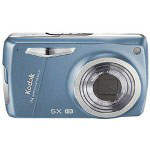 Eastman Kodak Film EASYSHARE M575 Digital Camera, Blue