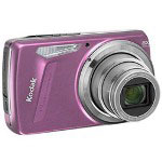 Eastman Kodak Film EASYSHARE M580 Digital Camera, Pink