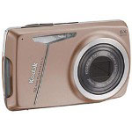 Eastman Kodak Film EASYSHARE M550 Digital Camera, Tan