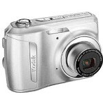 Eastman Kodak Film EASYSHARE C142 Digital Camera, Silver
