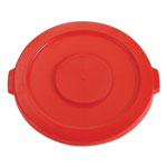 Brute® Brute Red Round Lids for 2632,2634