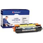 Verbatim Toner Cartridge (Replaces HP Q2672A) - 1 x Yellow - 4000 Pages