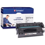 Verbatim Toner Cartridge (Replaces HP Q5949X) - High Yield - 1 x Black - 6000 Pages