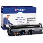 Verbatim Toner Cartridge (Replaces HP C9700A, HP Q3960A) - 1 x Black - 5000 Pages
