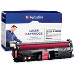 Verbatim Toner Cartridge (Replaces HP C9703A, HP Q3963A) - 1 x Magenta - 4000 Pages
