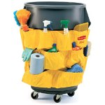 Rubbermaid Brute Yellow Caddy Bag