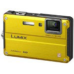 Panasonic Lumix DMC-TS2Y Digital Camera