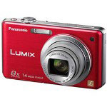 Panasonic Lumix DMC-FH20R Digital Camera