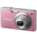 Panasonic Lumix DMC-FH3P Digital Camera