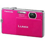 Panasonic Lumix DMC-FP1P Digital Camera