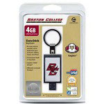 Centon DataStick Keychain Collegiate Boston College Edition Eagles - USB Flash Drive - 4 GB