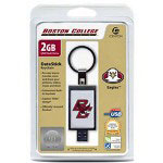 Centon DataStick Keychain Collegiate Boston College Edition Eagles - USB Flash Drive - 2 GB