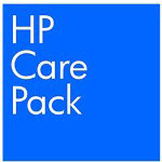 HP Electronic Care Pack Support Plus With Defective Media Retention - Extended Service Agreement - 4 Years - On-site