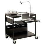 Bretford Antimicrobial Products Solutions Mobile Notebook-Data Projector Cart ECILS15FF-CTMBT - Cart