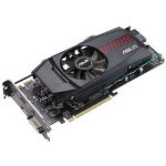 Asustek EAH5850 DirectCU TOP/2DIS/1GD5 - Graphics Adapter - Radeon HD 5850 - 1 GB