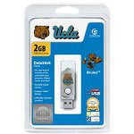 Centon DataStick Twist Collegiate University Of California - Los Angeles Edition Bruins - USB Flash Drive - 2 GB