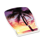 3M MW308SR Gel Mouse Pad w/Wrist Pillow