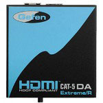 Gefen HDMI CAT5 DA Receiver - Video/audio Extender