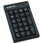 Goldtouch Numeric Keypad For MAC USB GTC-MACB - Keypad