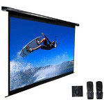 Elite Screens VMAX2 Series VMAX120XWH2-E24 - Projection Screen (motorized) - 120 In ( 305 cm )