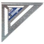 "Empire Level 12"" Heavy Duty Magnum Rafter Square w/Manual"