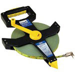 "Empire Level 1/2"" x 200' Nylon-clad Steel Tape Measure"