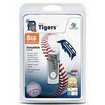 Centon DataStick MLB Swivel Detroit Tigers Edition - USB Flash Drive - 8 GB