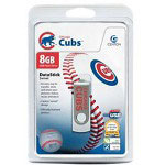 Centon DataStick MLB Swivel Chicago Cubs Edition - USB Flash Drive - 8 GB