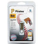 Centon DataStick MLB Swivel Pittsburgh Pirates Edition - USB Flash Drive - 8 GB