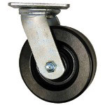 "Ez Roll 4"" Swivel Caster W Brake"