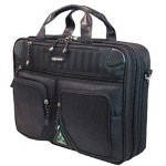 Mobile Edge ScanFast Checkpoint Friendly Briefcase 2.0 - Notebook Carrying Case