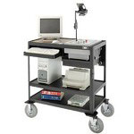 Da-Lite Screen Company Advance CTOH-44JSLT - Cart