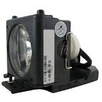 BTI Replacement Lamp For Hitachi CP-RS55, RS56, RS56+, RS57, RX60, RX60Z, RX61