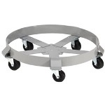 E.R. Wagner 55 Gallon 5 Wheel Drum Dolly