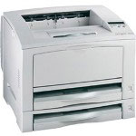 Lexmark W 812DTN Monochrome Laser Printer