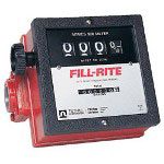 "Fill-Rite Series 900 Basic Meter w/1"" Inlet & Outlet 40gp"