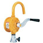 Fill-Rite Hand Pump Rotary 2-vanecurved Spout
