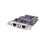 Cisco Multiflex Trunk Voice/WAN Interface Card - Expansion Module - 2 Ports