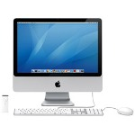 "Apple Apple IMac Core 2 Duo 2.4 GHz - 20"" Tft"