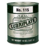 Lubriplate 115 14oz Can Calcium Grease #04001