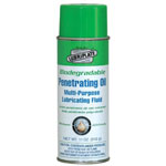 Lubriplate Biodegradable Penetrating Oils, 12 oz, Non Aerosol