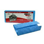 Dixie Dine-A-Wipe™ Foodservice Towels, Blue, Case of 240