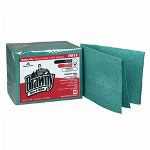 Brawny Dine-A-Wipe™ Foodservice Towels, Green, Case of 6