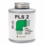 Gasoila Chemicals PLS 2 Premium Thread & Gasket Sealers, 1/4 pt Can, Dark Gray