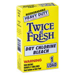 Diversey Box of Dry Chlorine Bleach, 2 Ounces