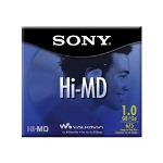 Sony Hi-MD Hi-MD 1 X 45hrs (1GB)