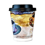 LBP 12oz Doublewall Premium Hot Cup Monaco Design