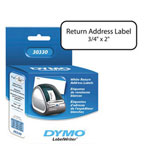 Dymo Label Return Address 500 Roll