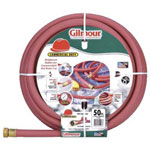 "Gilmour 11227 5/8"" x 75' ReinForced Rubber Hose"